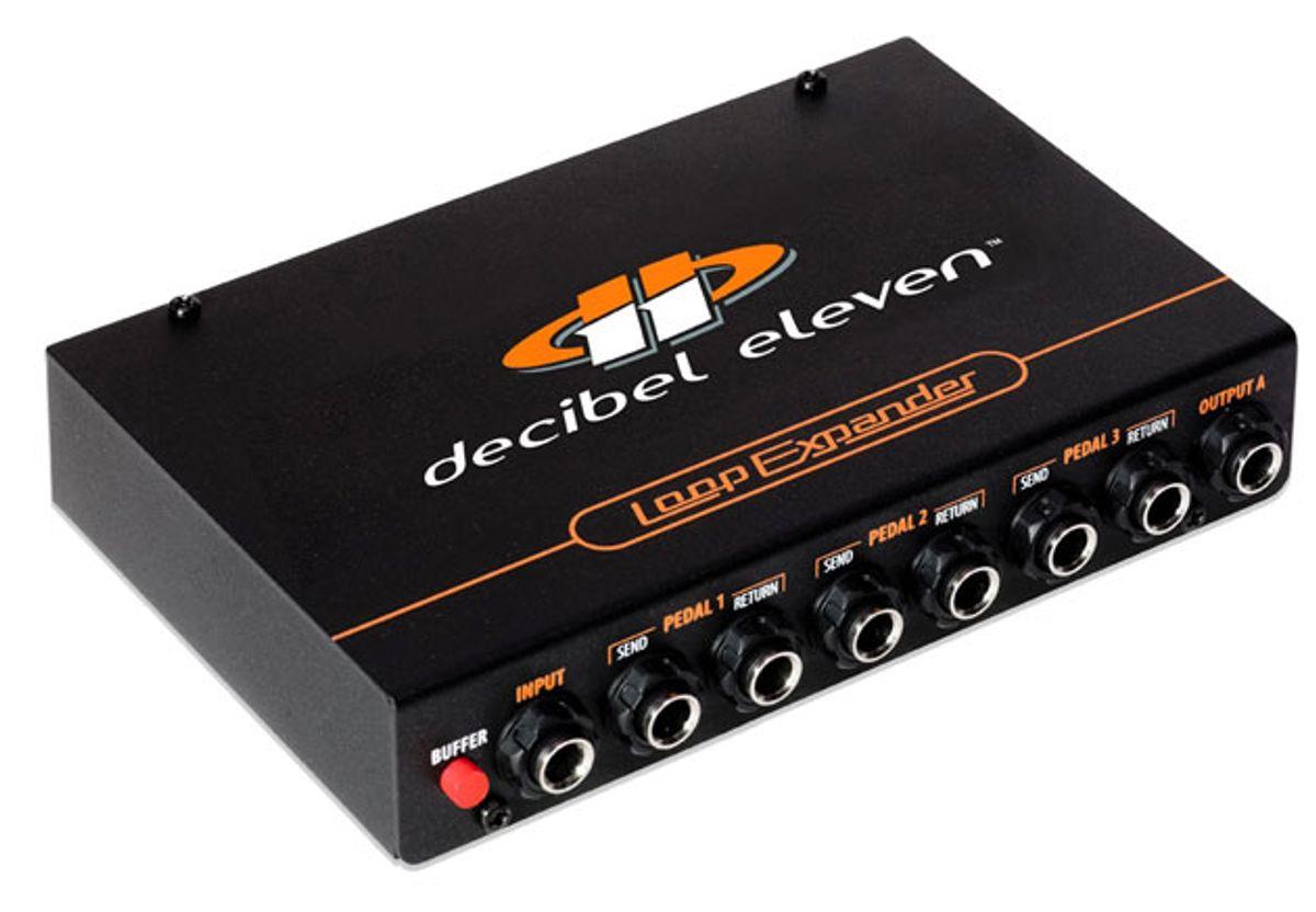 Decibel Eleven Unveils the DB-11 Loop Expander