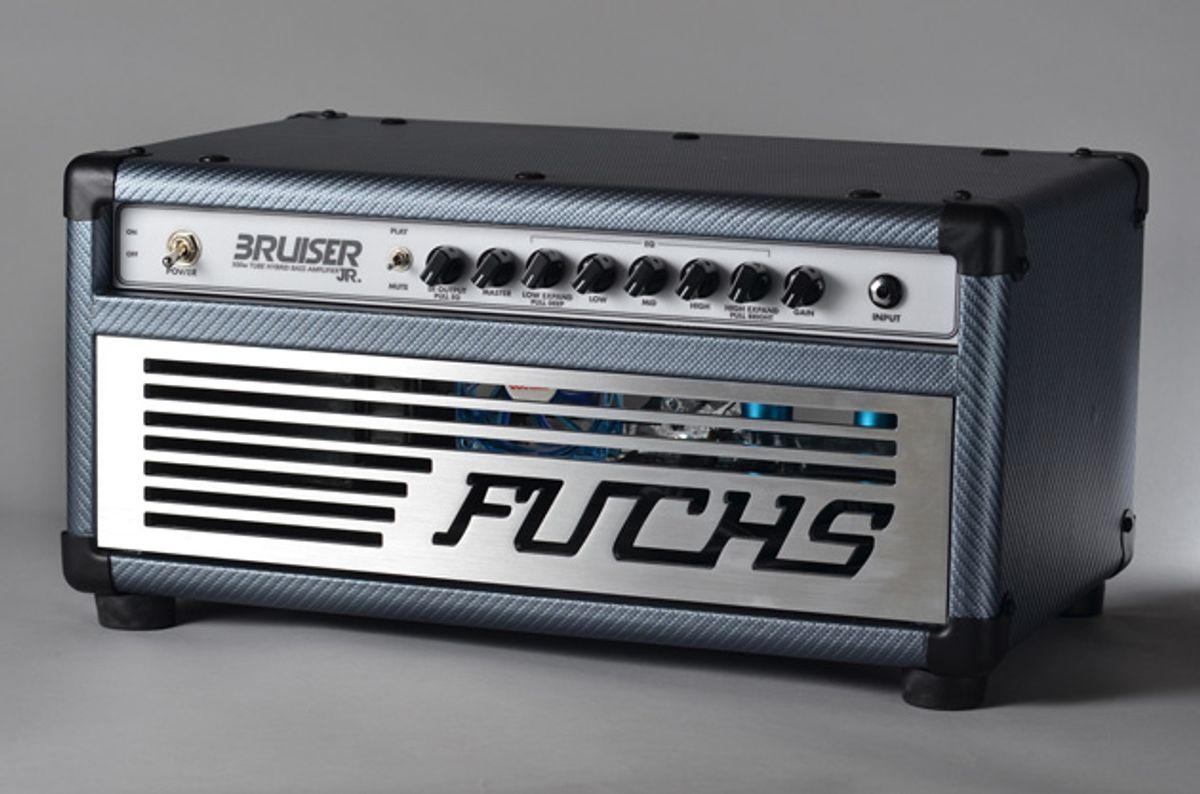 Fuchs Audio Introduces the Bruiser Jr. Bass Amp