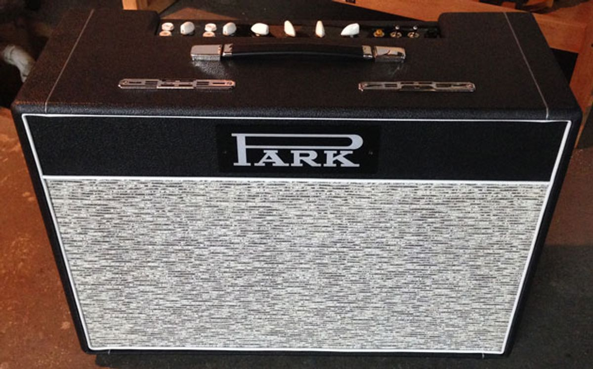 Colby Amps Relaunches Park Amps and Unveils the Mod Machine