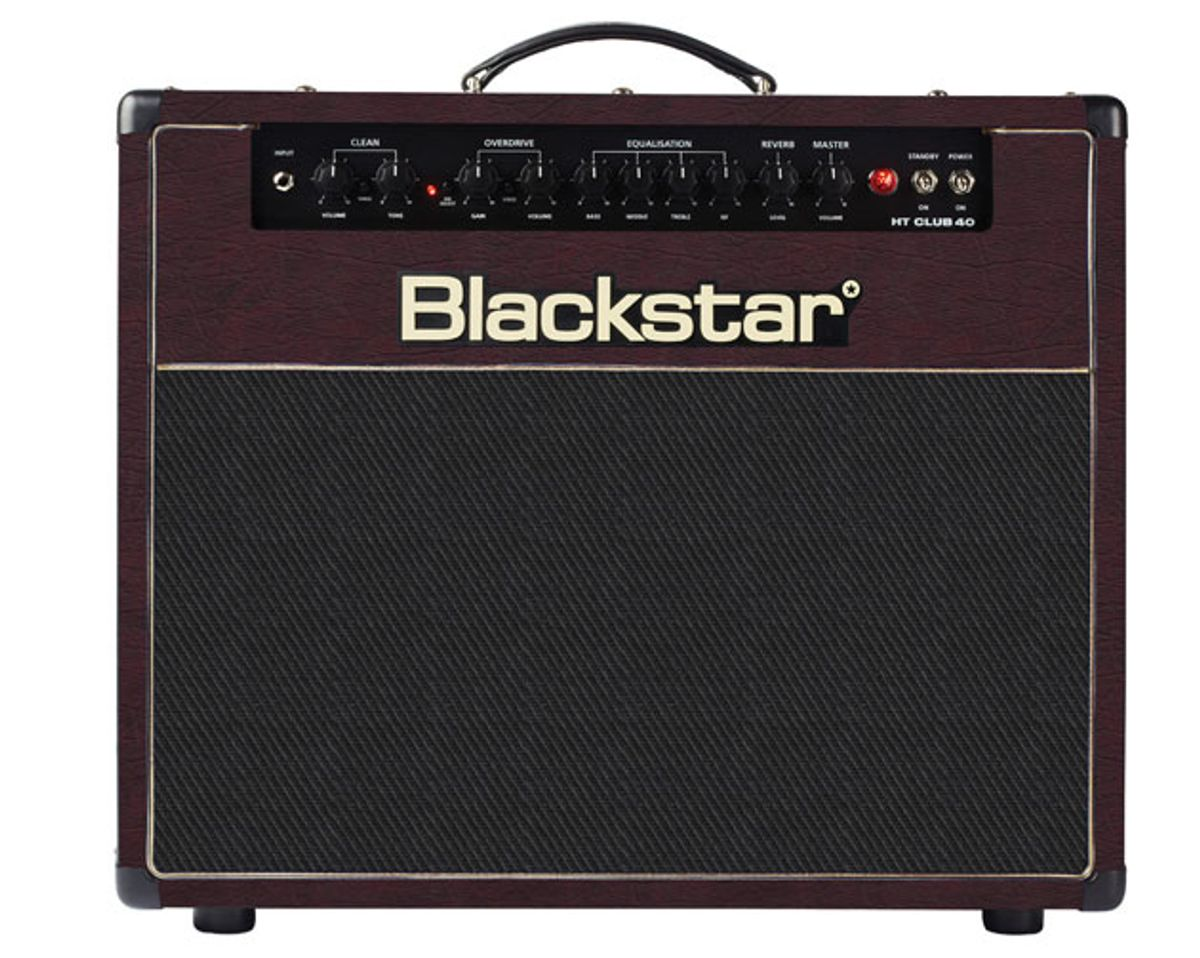 Blackstar Releases HT Club 40 Vintage Pro and Launches ID:Core Series