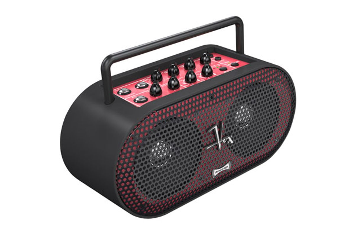Vox Introduces the SoundBox Mini