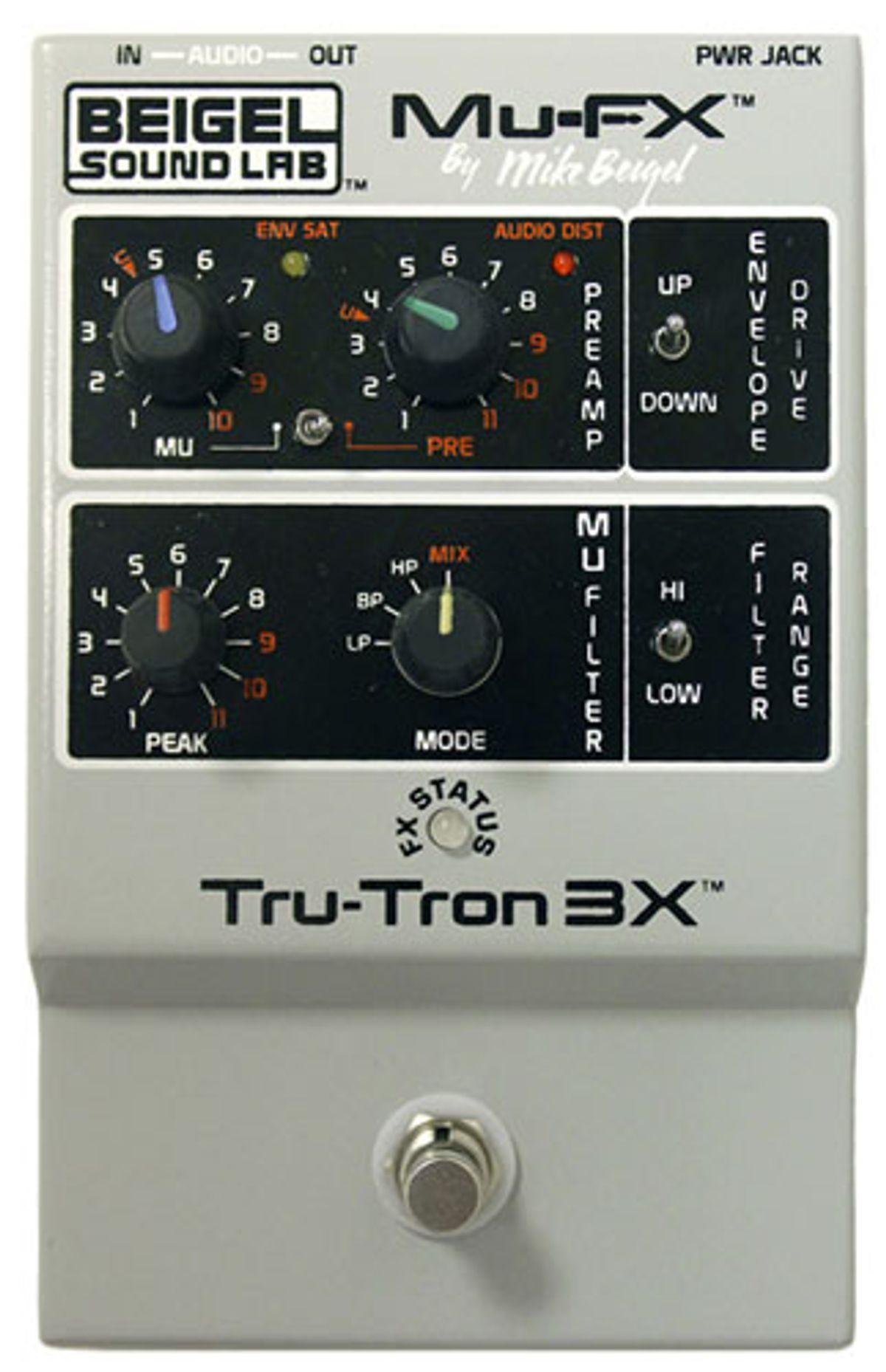 Beigel Sound Labs Unveils the Tru-Tron 3X