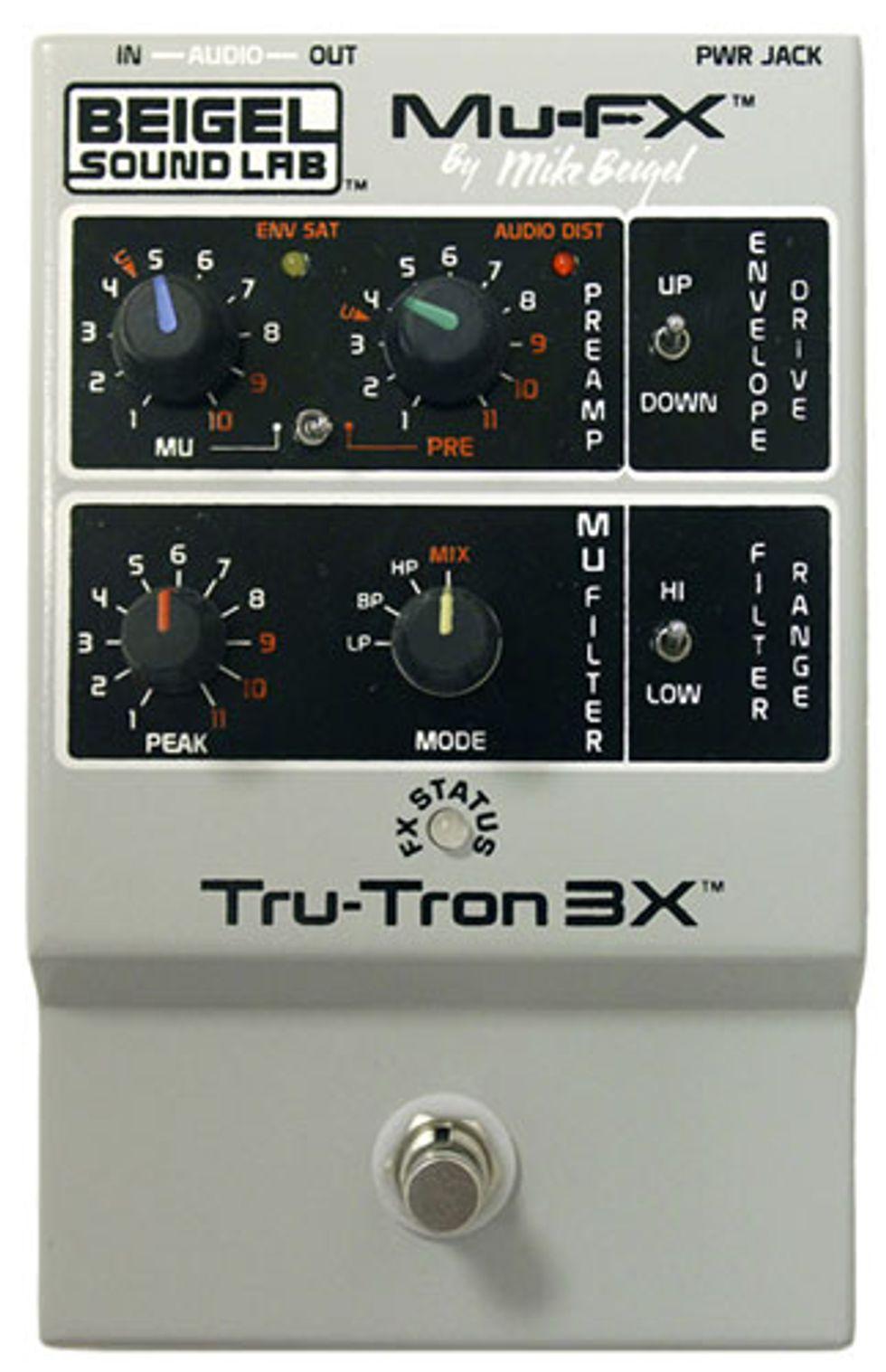 Tru Tron 3X