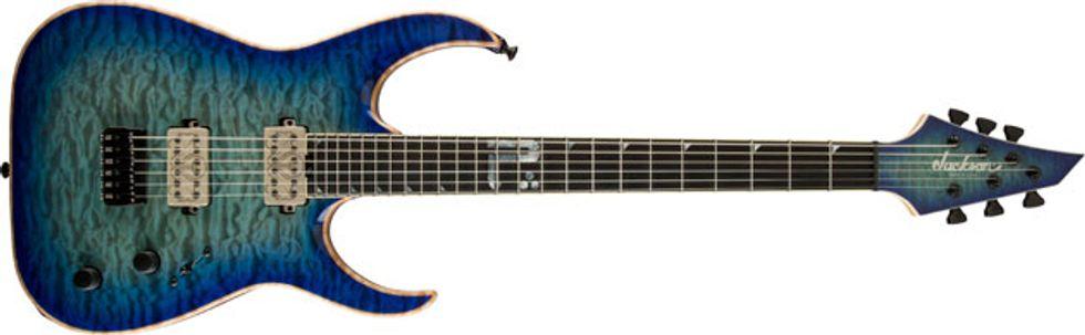 jackson releases misha mansoor signature juggernaut guitars 2015 01 10 premier guitar. Black Bedroom Furniture Sets. Home Design Ideas