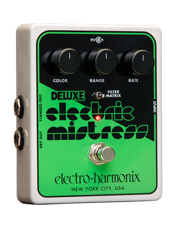 Electro-Harmonix Announces the Deluxe Electric Mistress XO