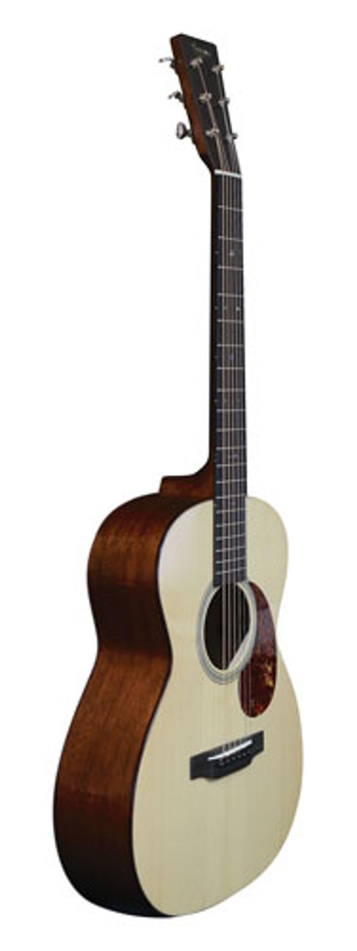 Preston Thompson Guitars Releases the 00-14