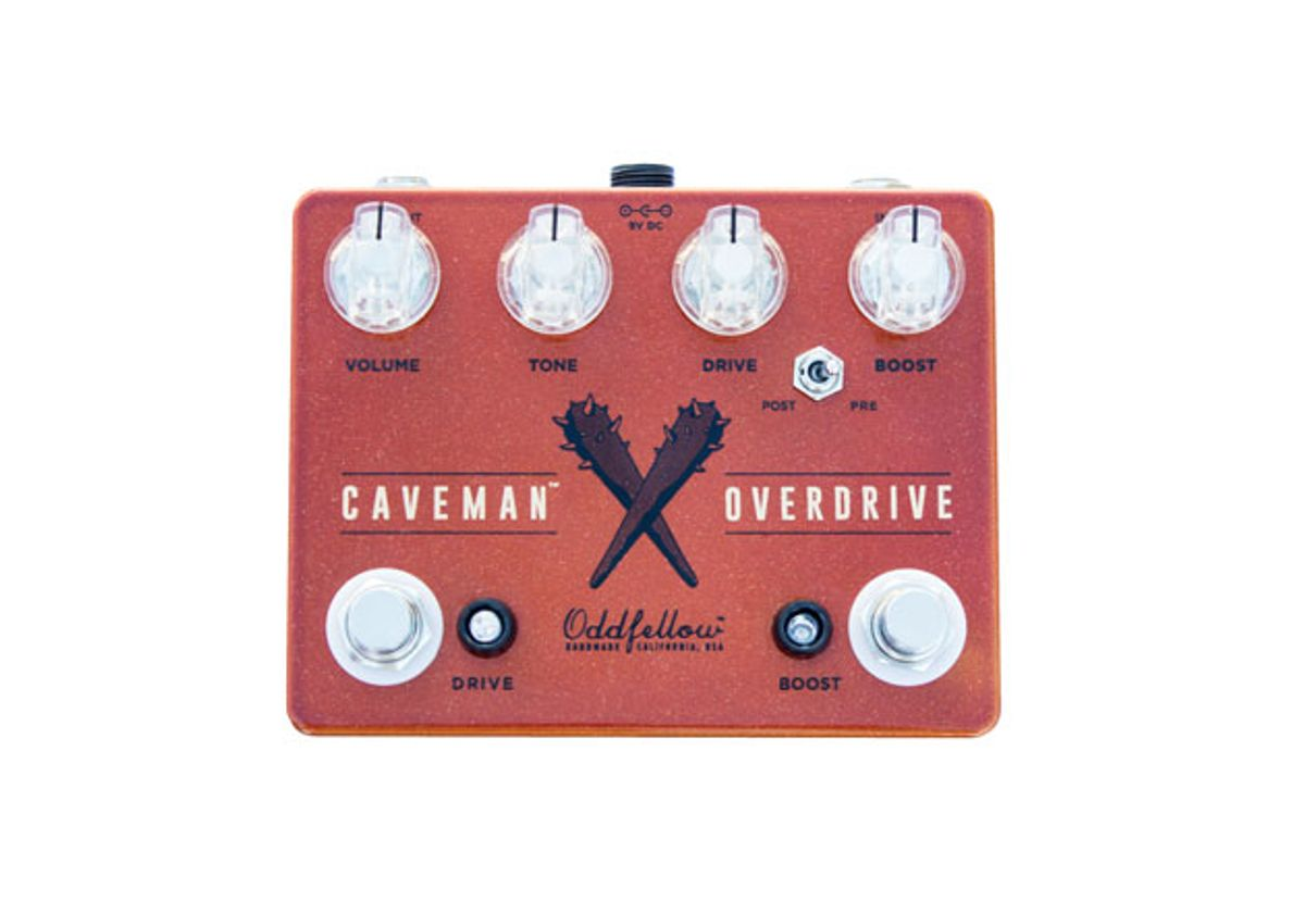 Oddfellow Effects Unveils the Caveman V2