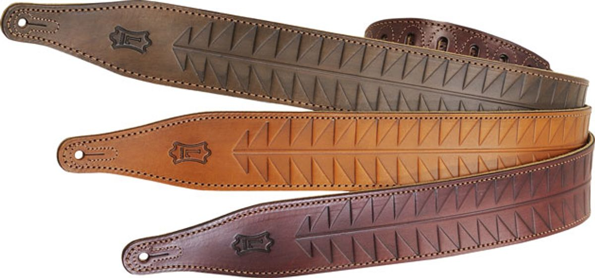 Levy's Leathers Releases New Veg-Tan Leather Straps
