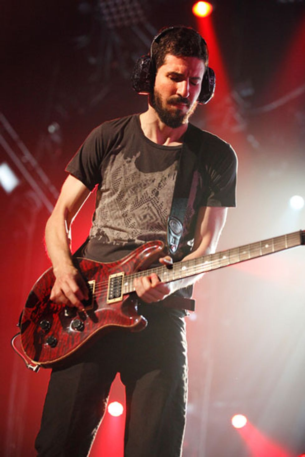 In The Studio With Linkin Park Premier Guitar