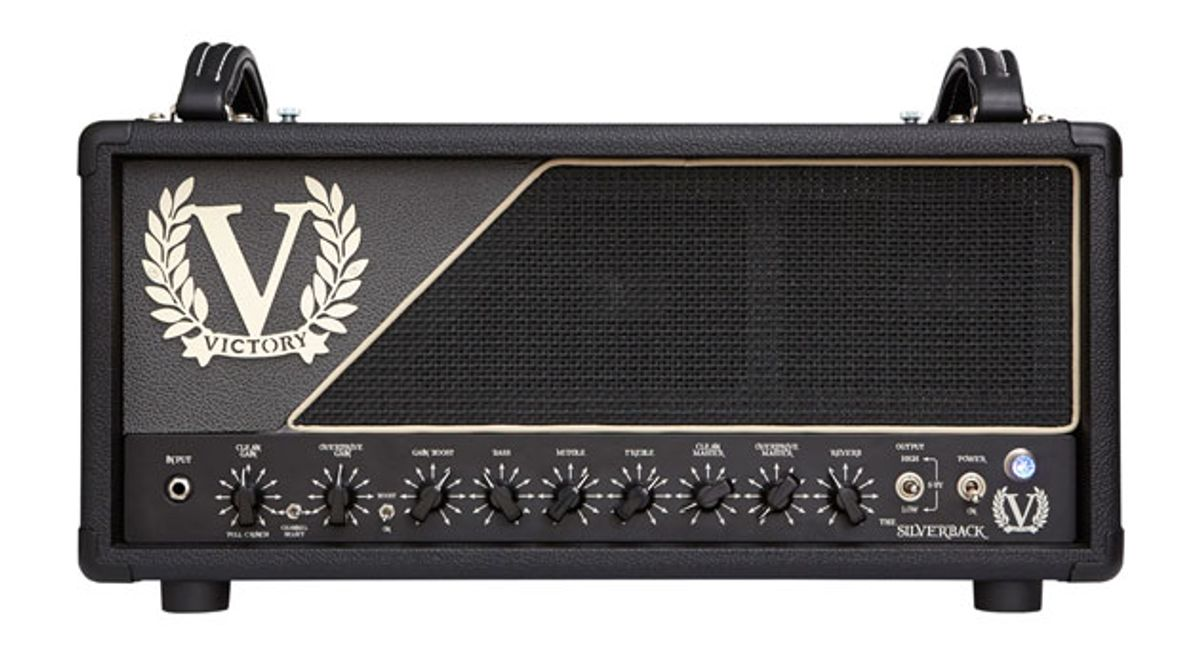 Victory Amplifiers Introduces the Silverback and Countess