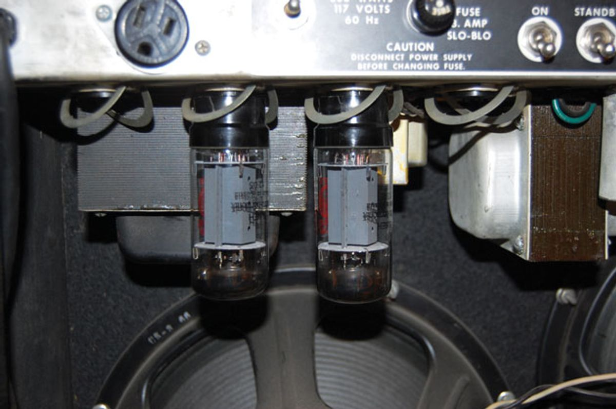 Ask Amp Man: Removing Output Tubes to Reduce Power