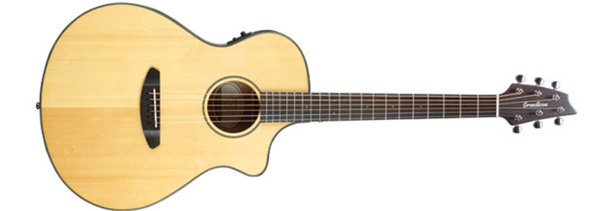 Breedlove Guitars Announces Discovery Series