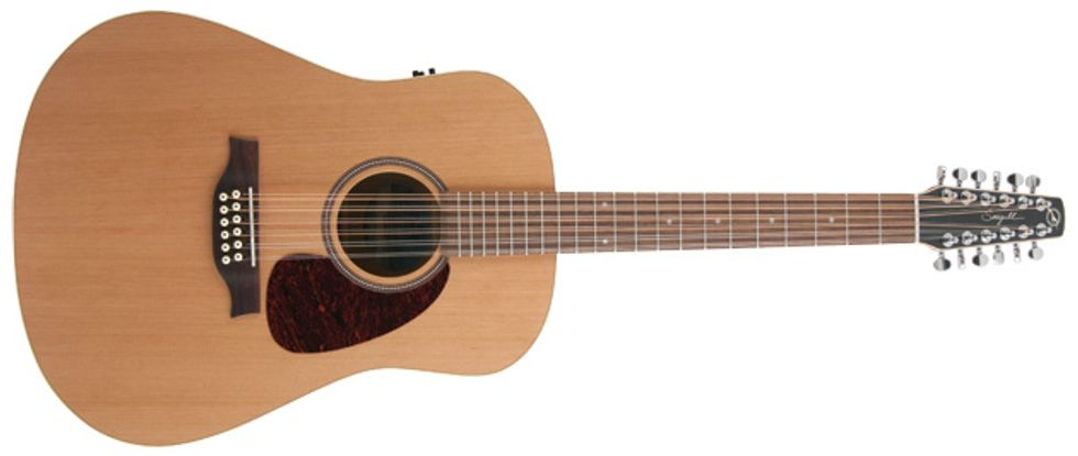 Four Affordable 12 String Flattops Roundup Premier Guitar