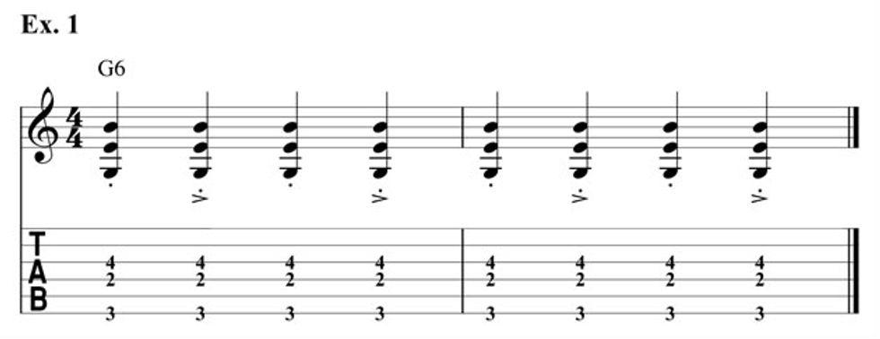 Rhythm Rules Gypsy Jazz Rhythm Primer 2014 04 25 Premier Guitar