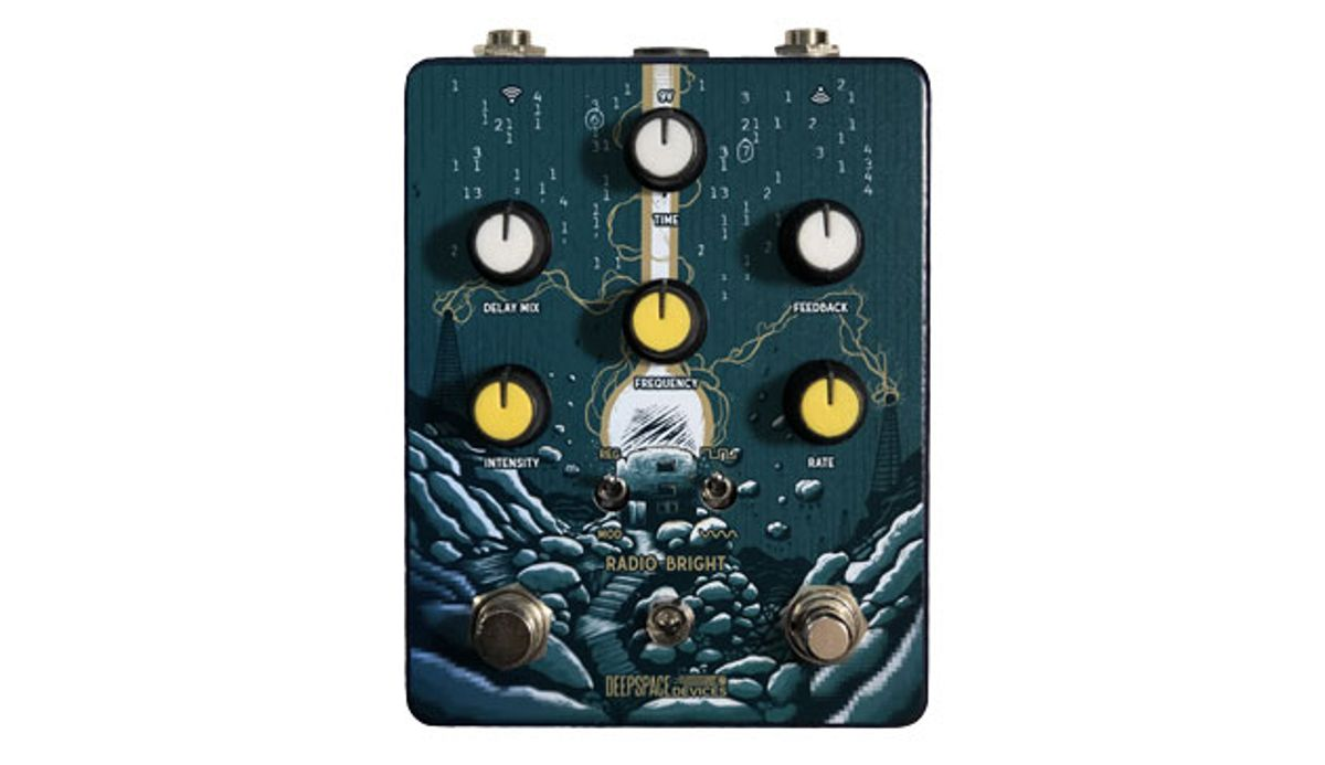 Deep Space Devices Releases the Radio Bright Ring-Mod Delay