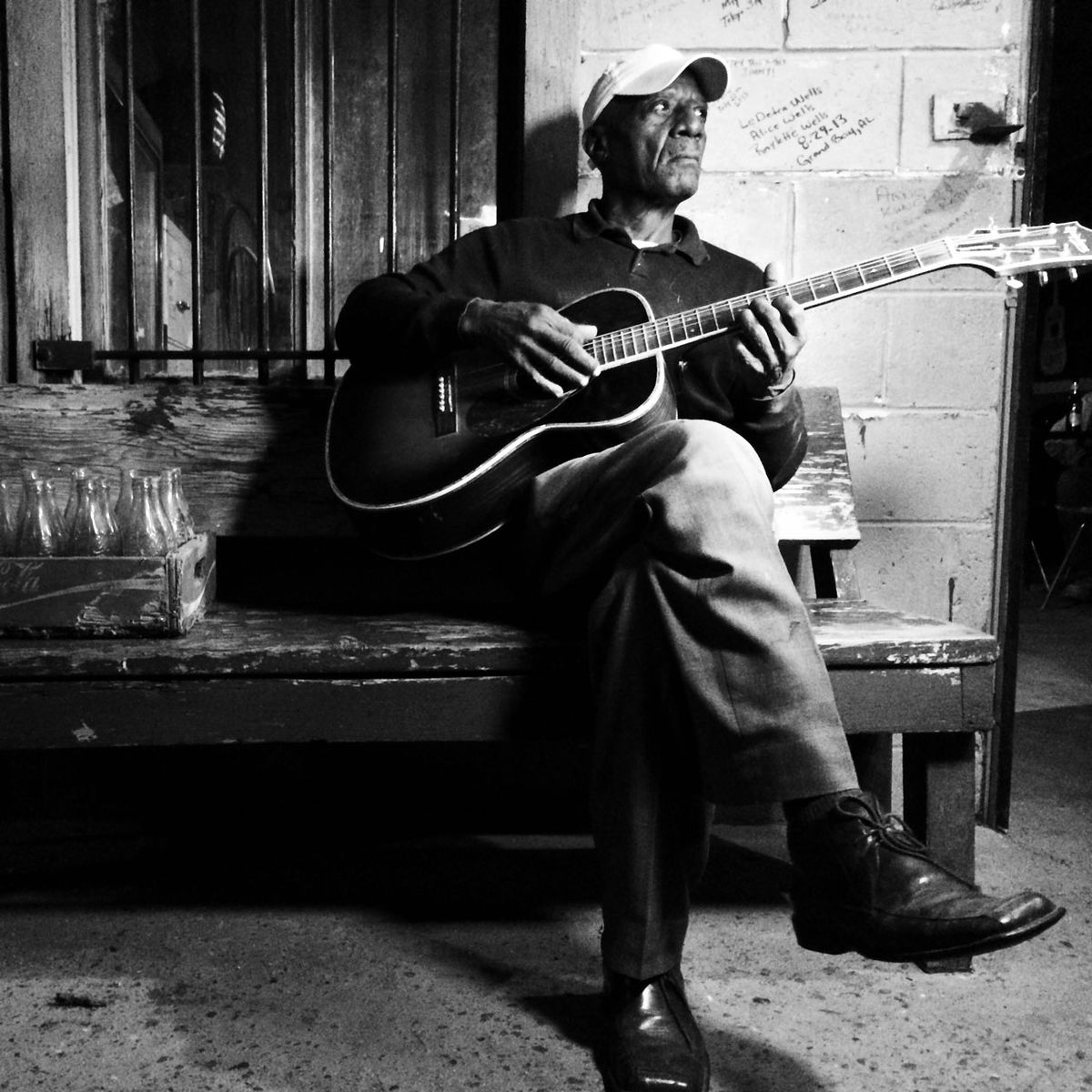 """Jimmy """"Duck"""" Holmes Song Premiere, Featuring Dan Auerbach and Marcus King"""
