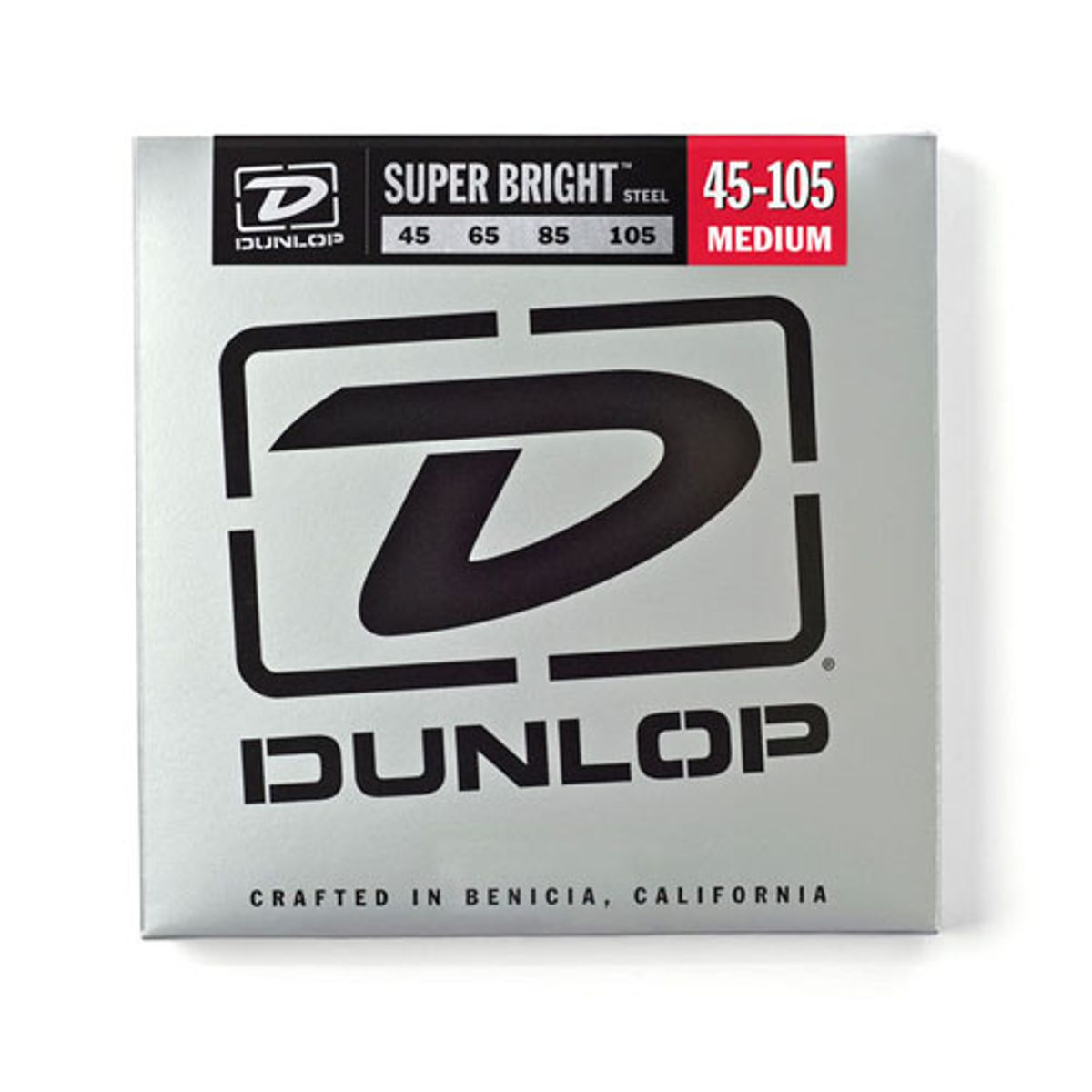 Dunlop Introduces Super Bright Bass Strings