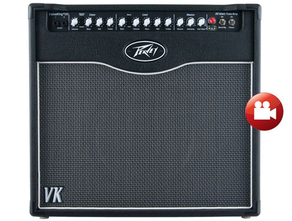 Review peavey audition youtube.