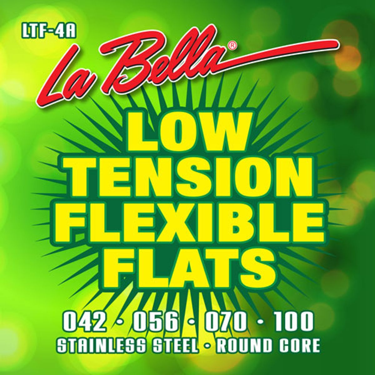 LaBella Strings Announces Low Tension Flexible Flats