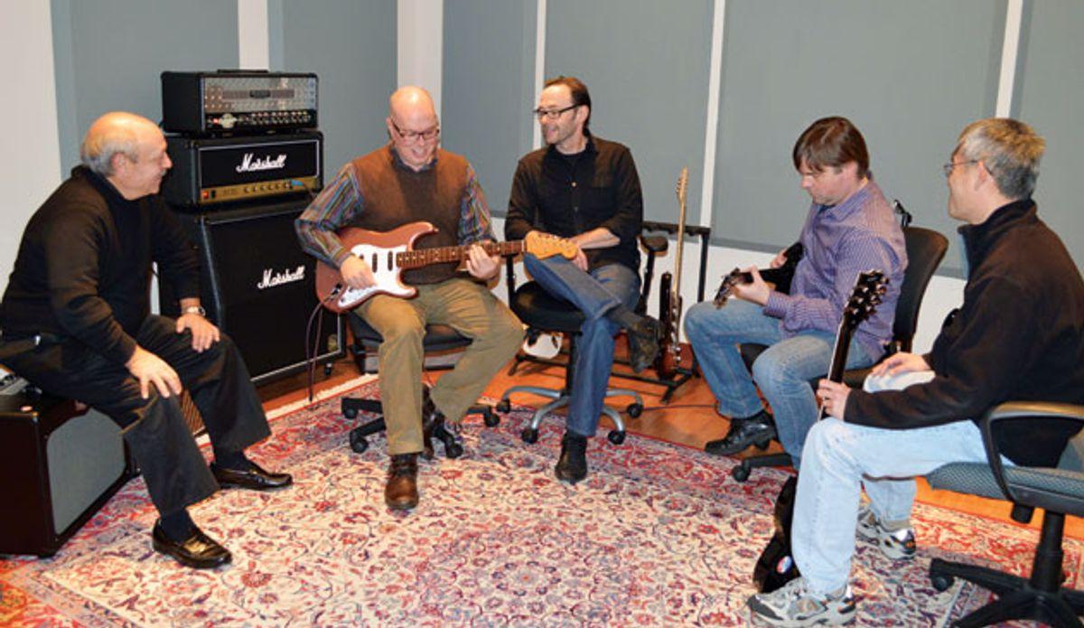 Unwound: Fishman Rethinks the Electric Guitar Pickup