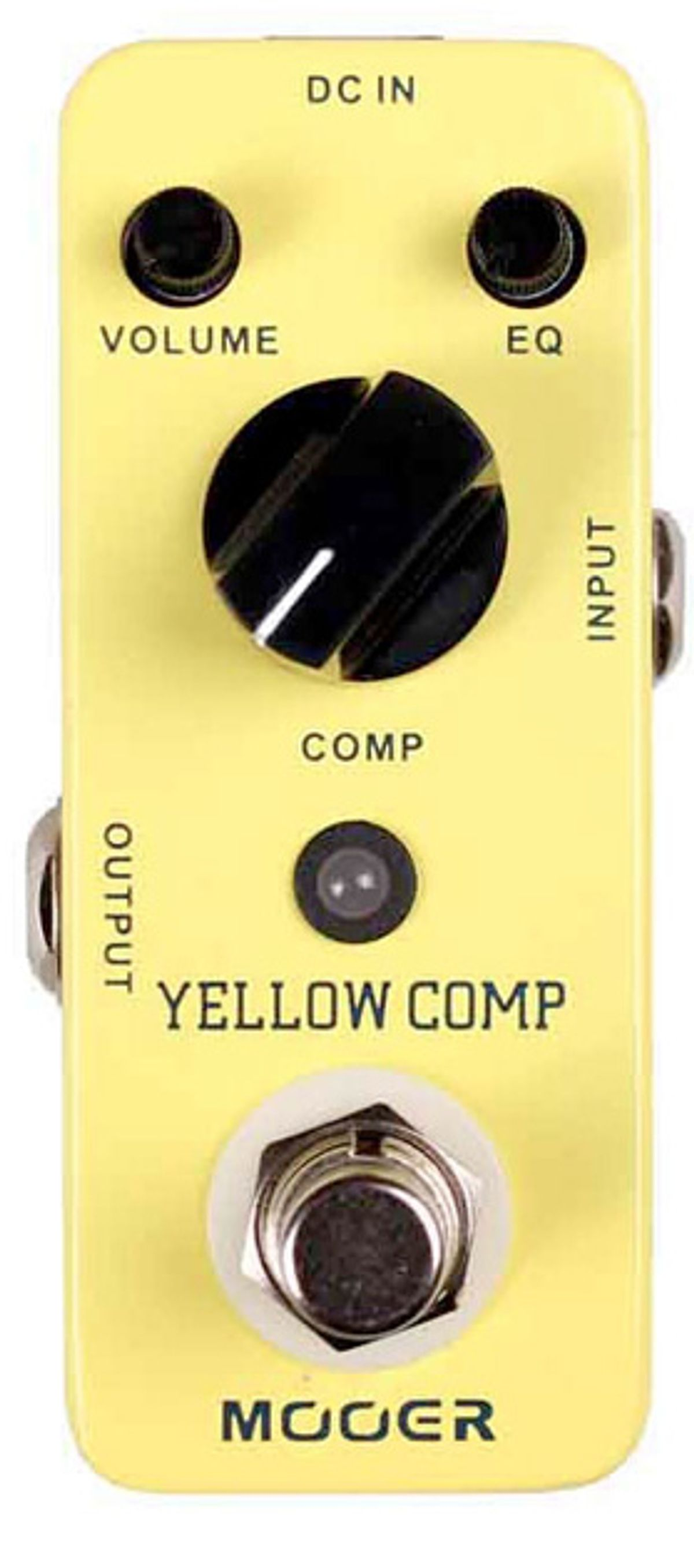 Mooer Audio Yellow Comp Review