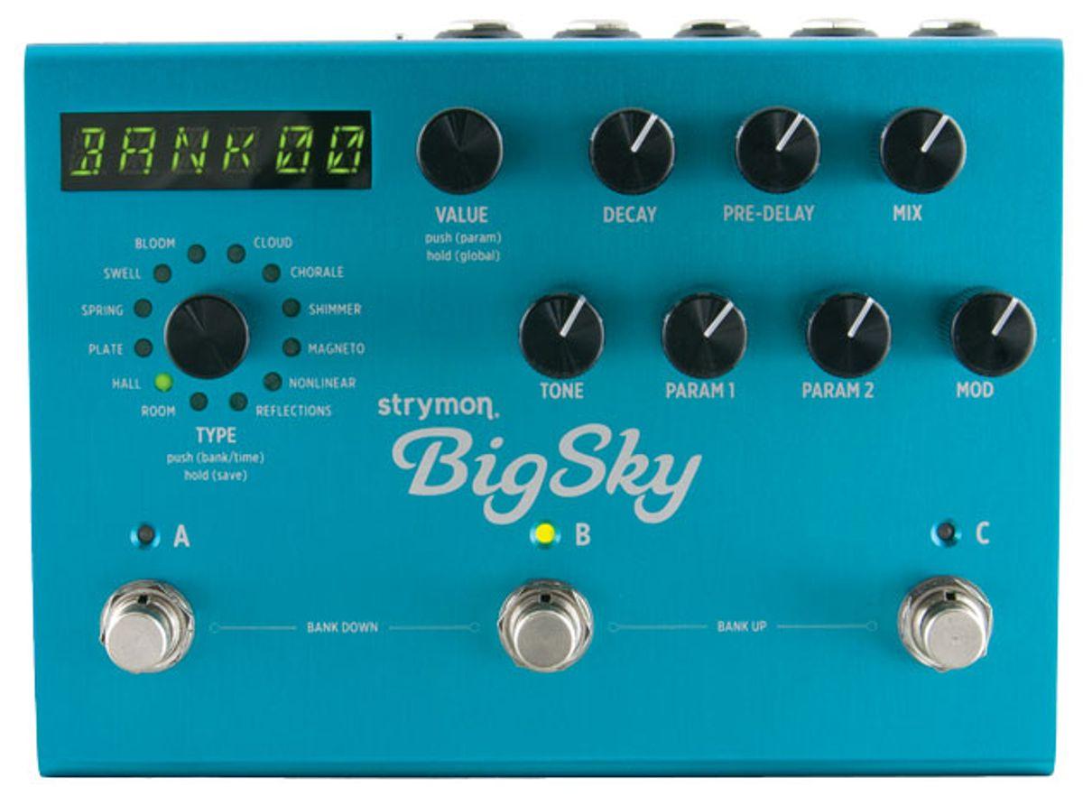 Strymon Big Sky Review