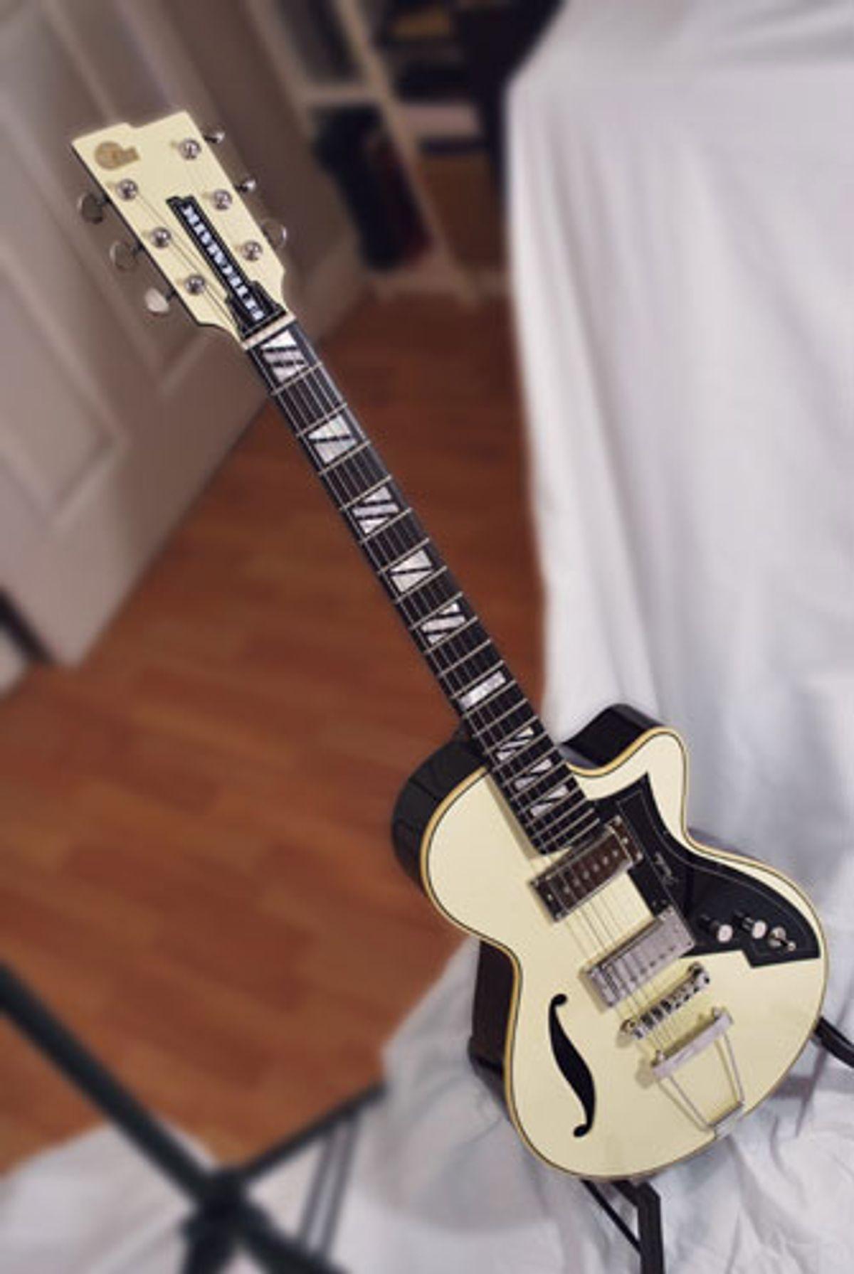 Peerless Guitars Introduces Retromatic 131 and B Series Basses