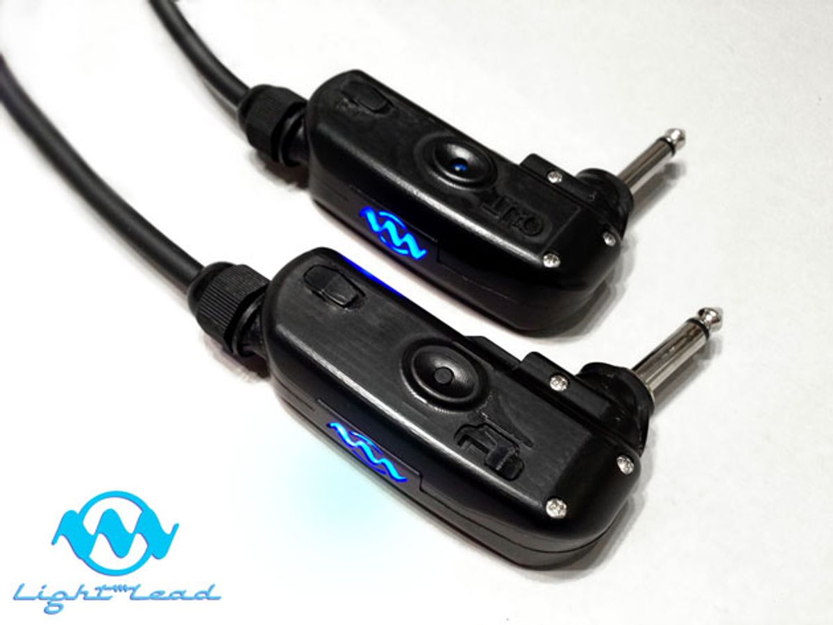 Iconic Sound Introduces Light Lead Cables