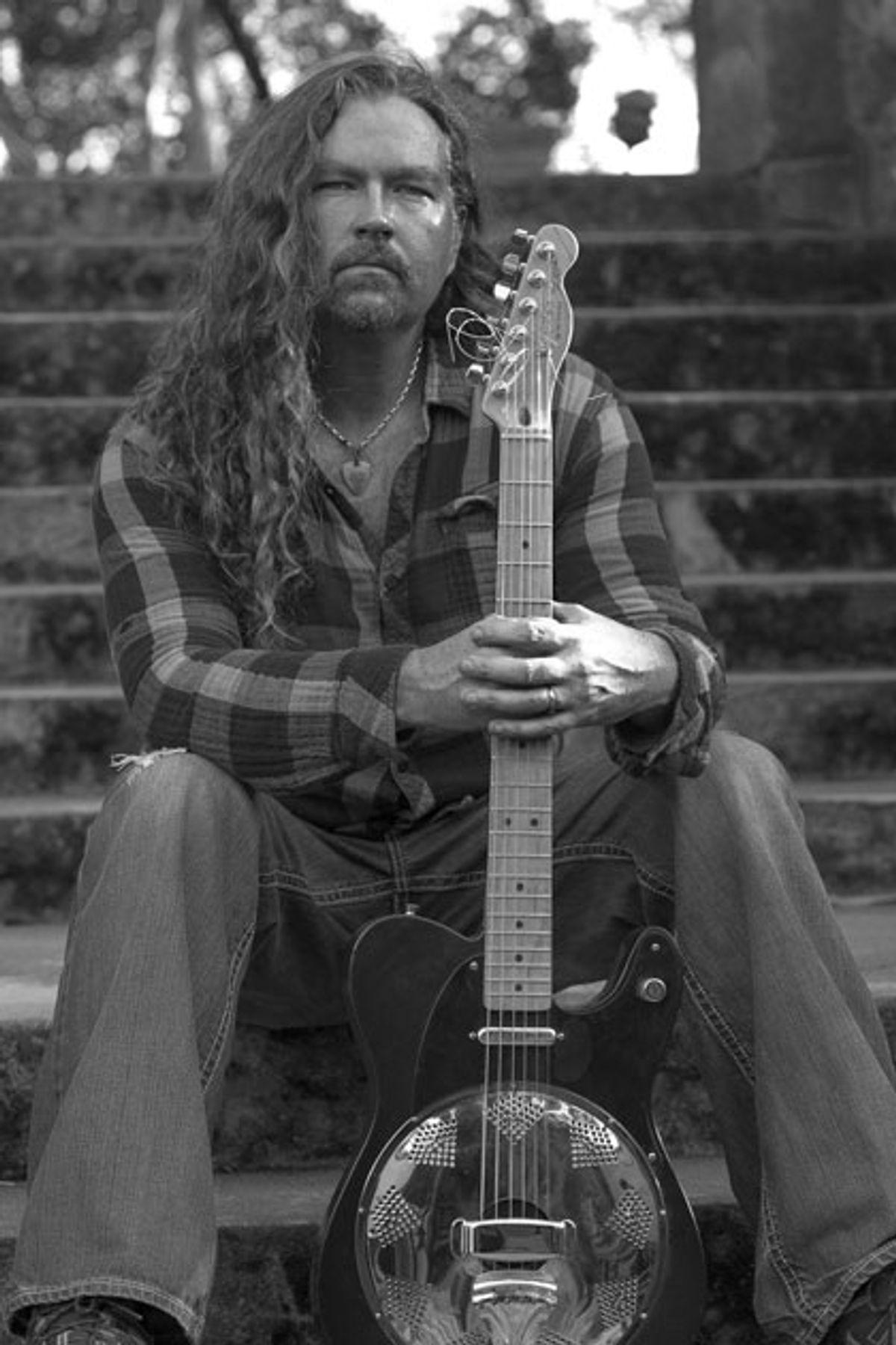 Michael Lee Firkins: Slide Guitar's Backwoods Paganini