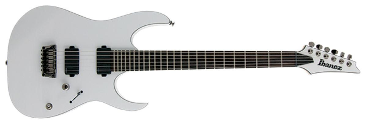 Ibanez Iron Label RGIR20FE Electric Guitar Review