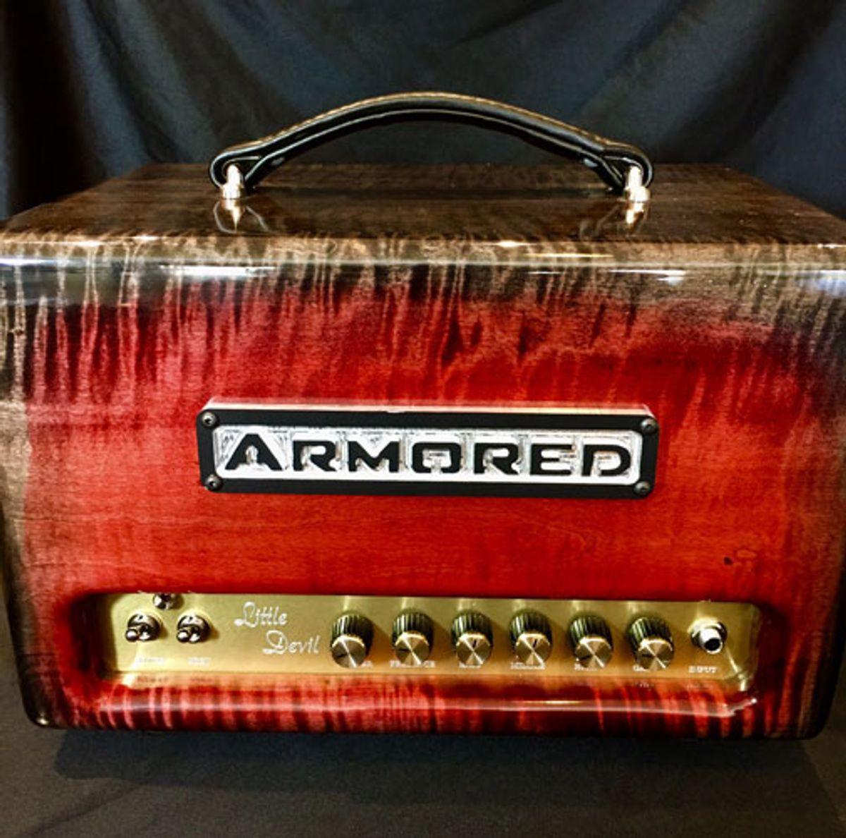 Armored Amplification Unveils the Little Devil