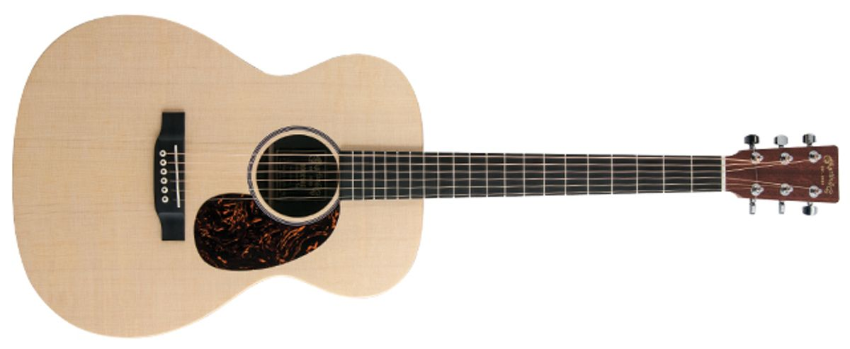 Martin 000X1AE Acoustic Guitar Review