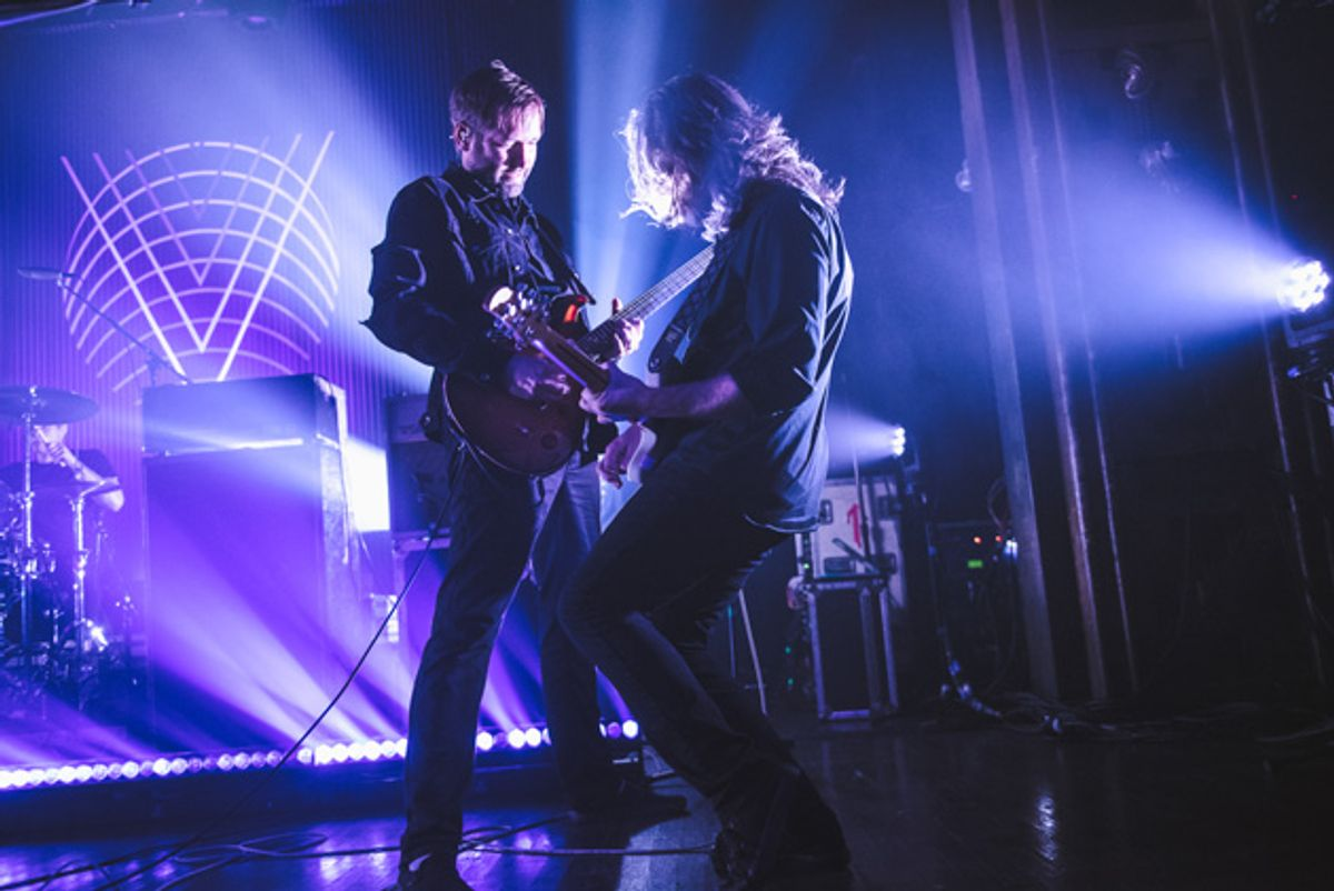 """Minus the Bear: Dave Knudson & Jake Snider's """"Stabby"""" Ear Candy"""