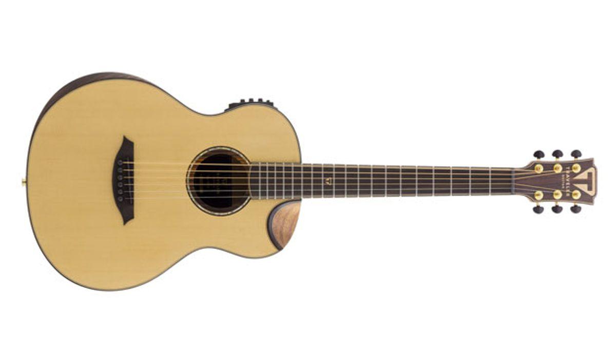 Traveler Guitars Introduces the CL-3EQ