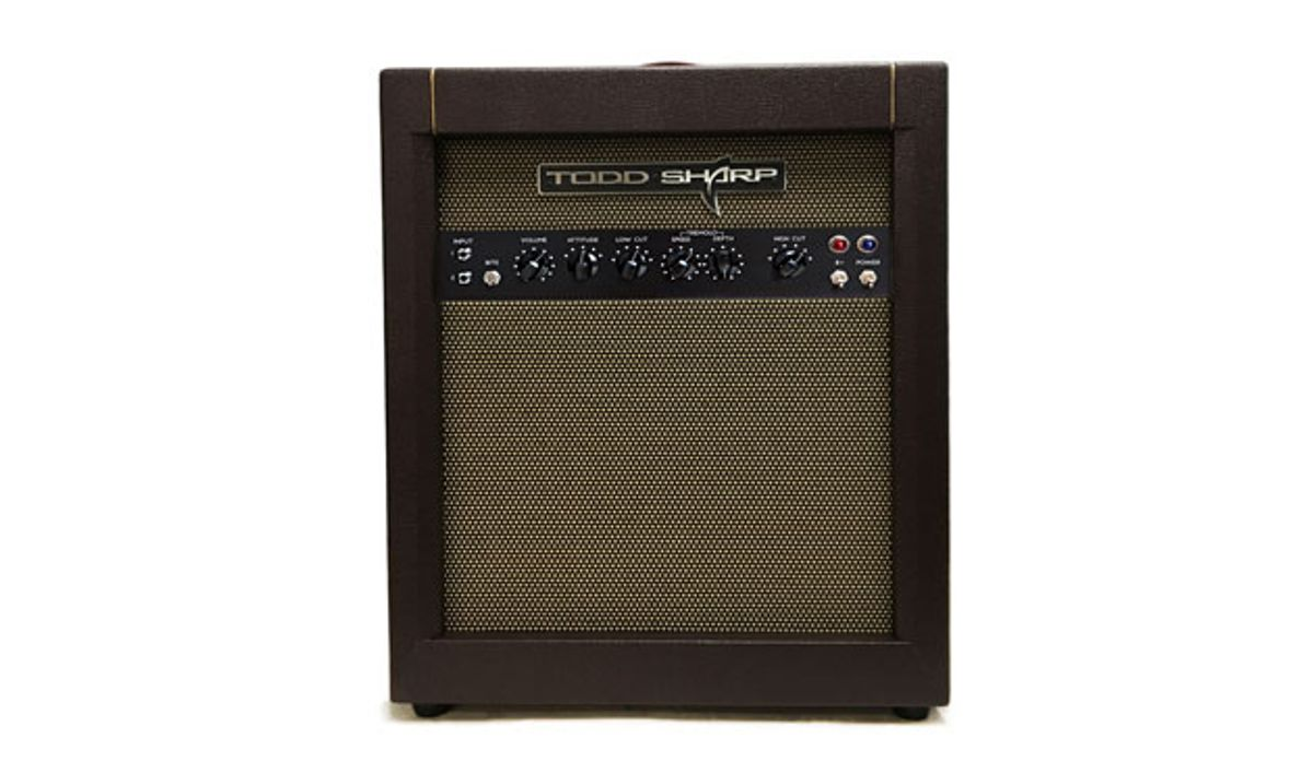 Todd Sharp Amplifiers Unveils JOAT Combo