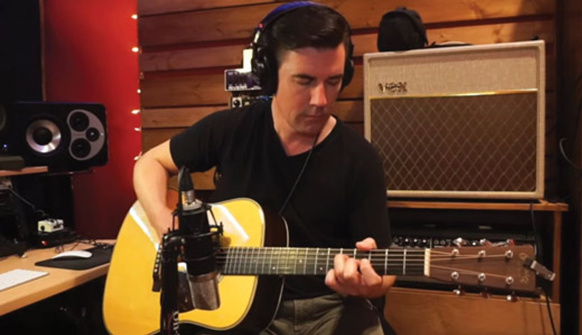 Tone Tips: Quick Pointers for Recording and Mixing Acoustic Guitar