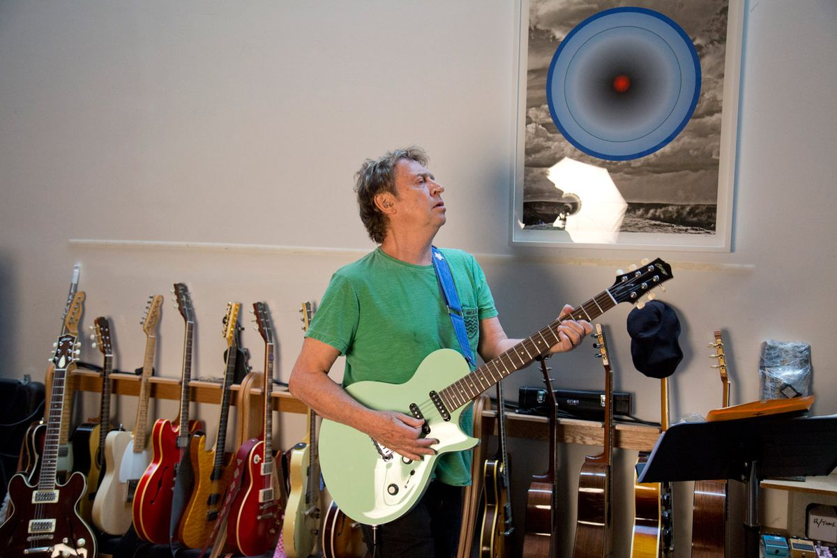 """Andy Summers: Not Another """"Classic Bozo Interview"""""""