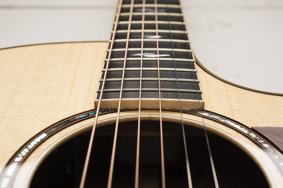 Acoustic Soundboard: An Unlevel Playing Field   Premier Guitar
