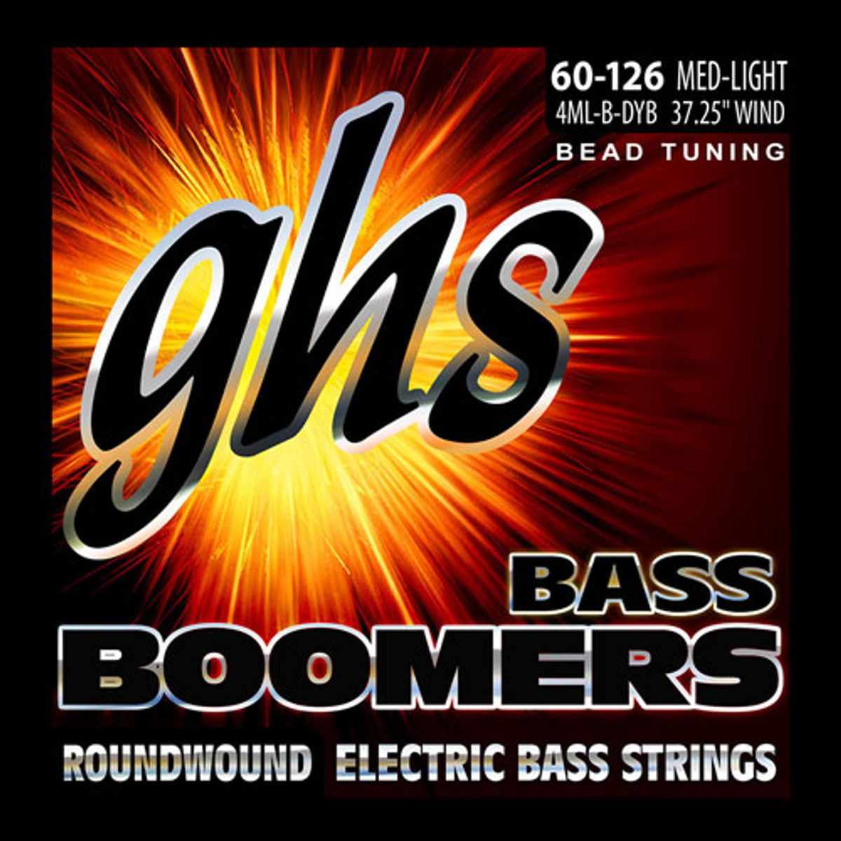 GHS Strings Introduces BEAD Tuned Bass Boomers