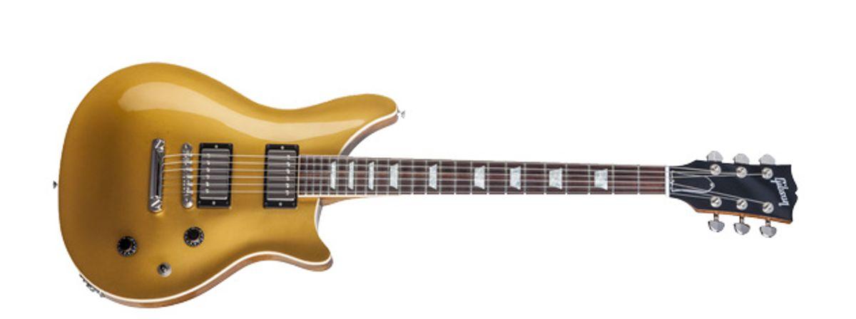 Gibson Unveils the Modern Double Cut Standard