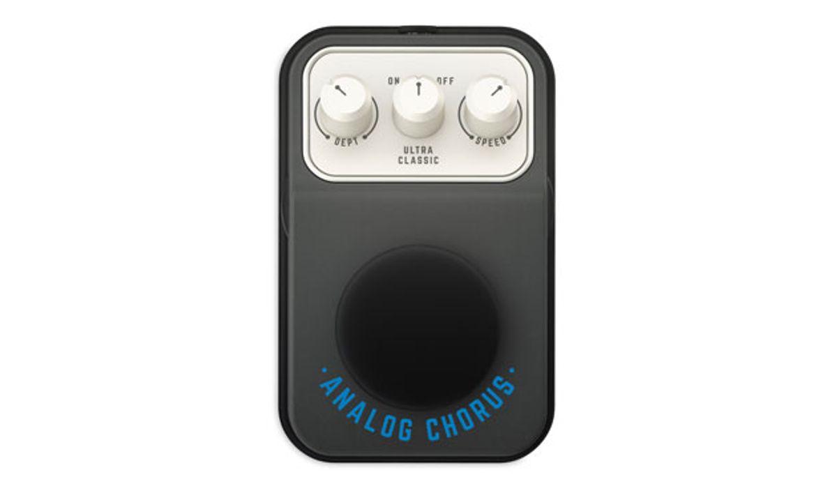 NEXI Industries Releases Analog Chorus Pedal