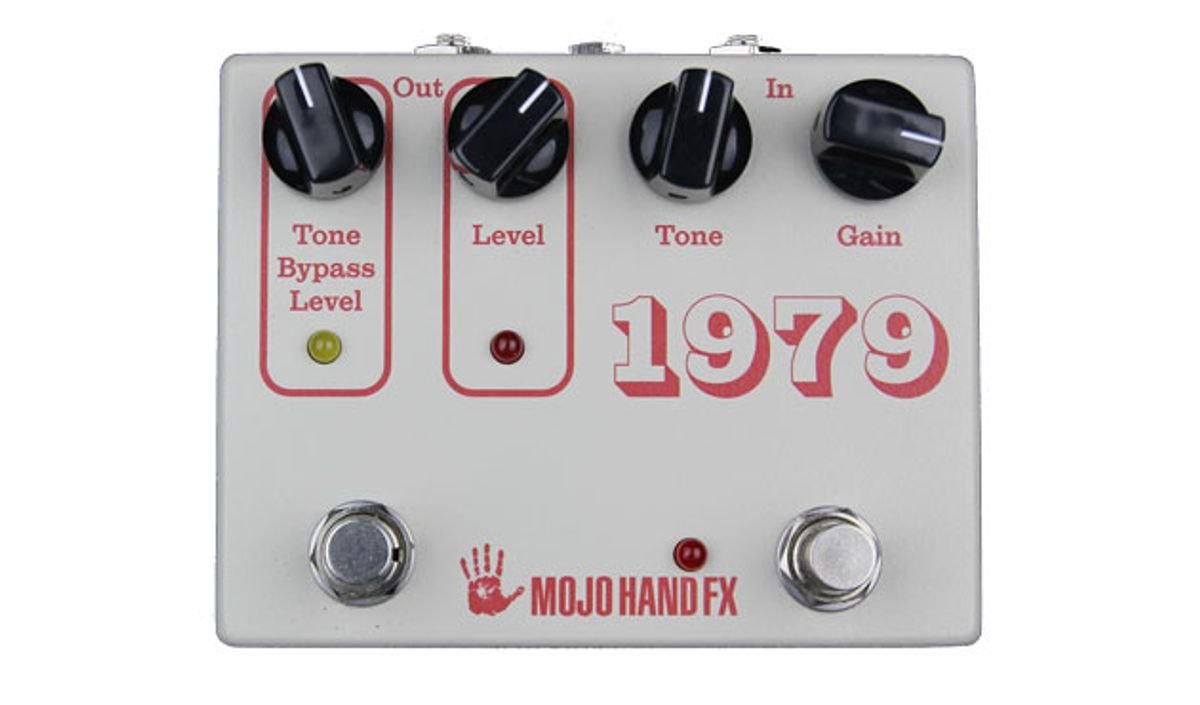 Mojo Hand FX Releases the 1979 Fuzz