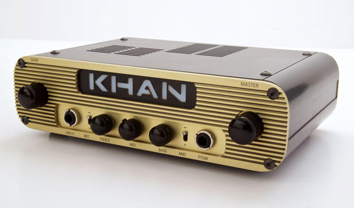 Khan Audio Introduces the Khan Pak