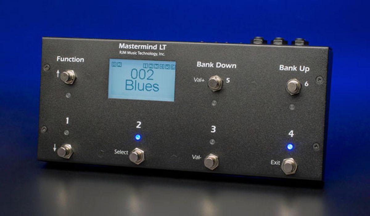 RJM Music Unveils the Mastermind LT