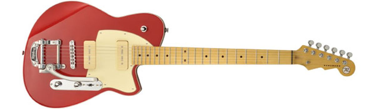 Reverend Guitars Updates the Charger 290