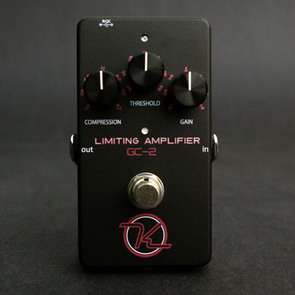Keeley Introduces the GC-2 Limiting Amplifier