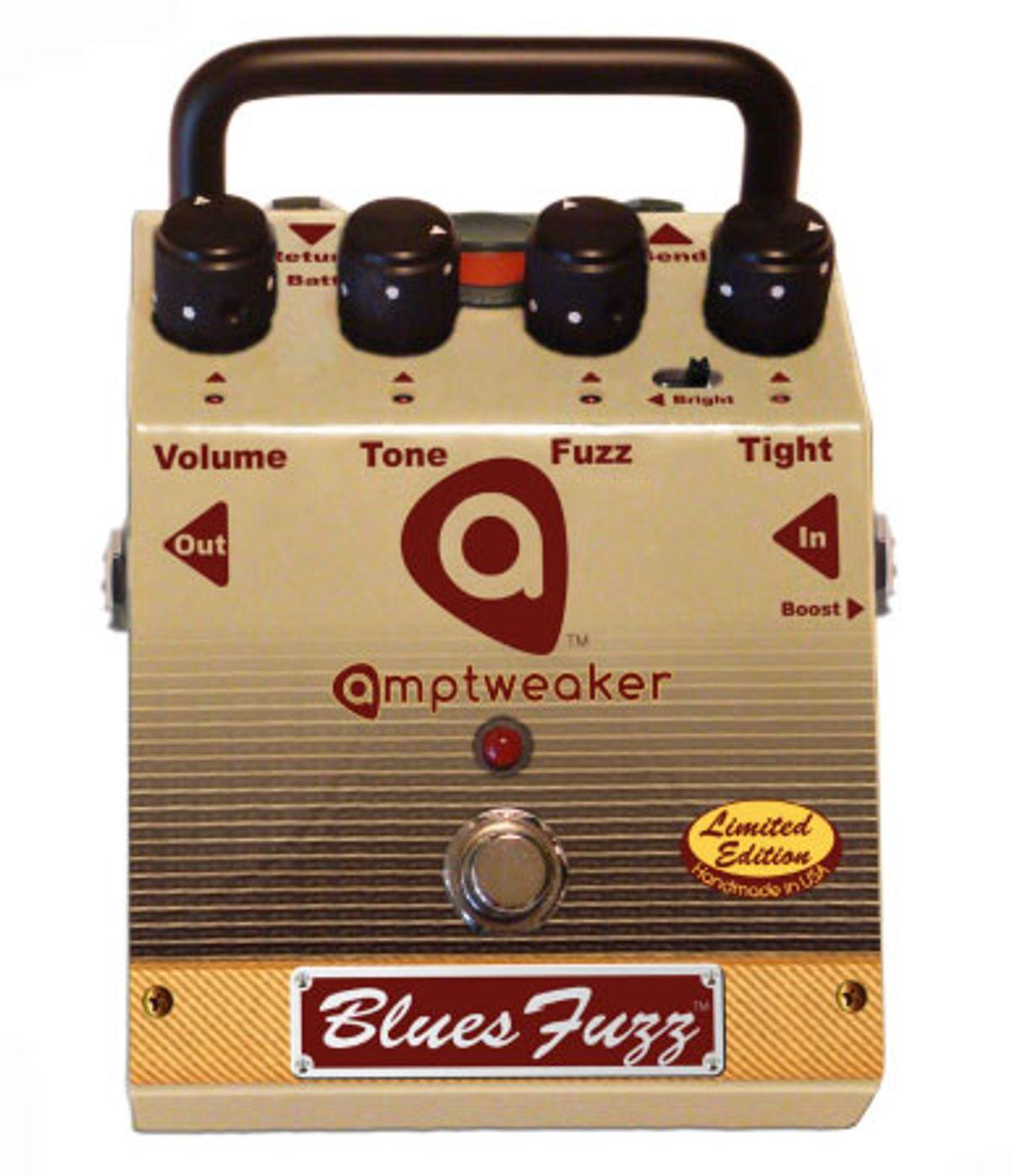 Amptweaker Introduces the Blues Fuzz