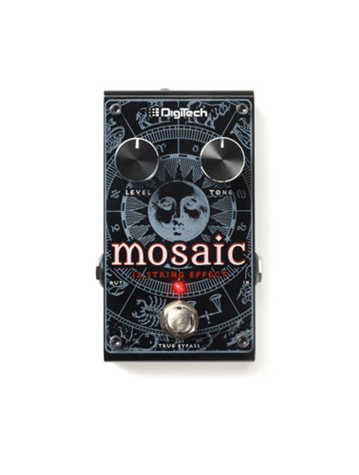DigiTech Releases the Mosaic Polyphonic 12-String Effect Pedal