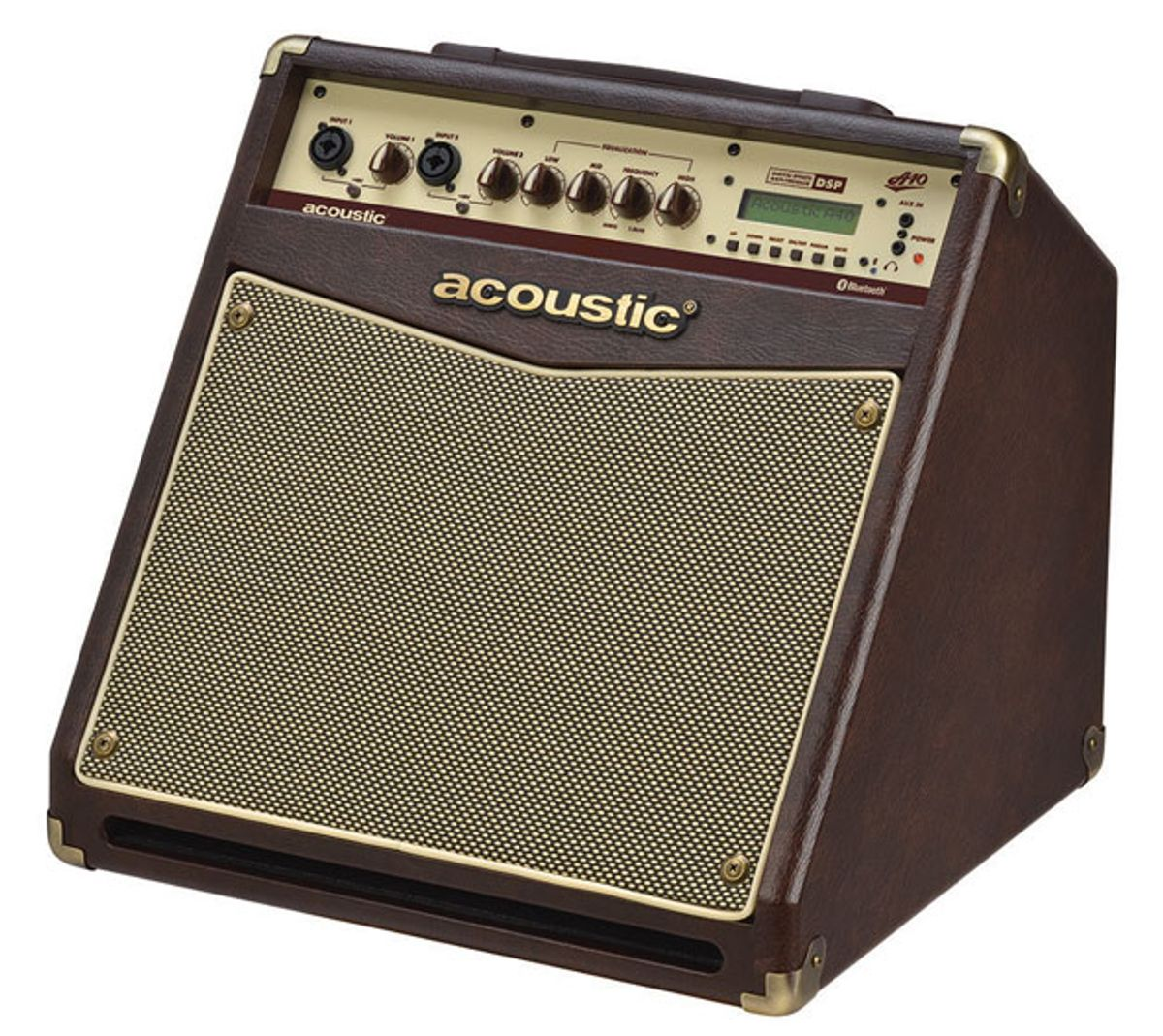 Acoustic Amplification Releases the A40 and A1000