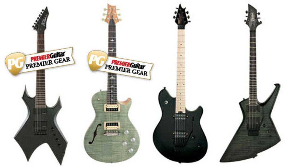 Headbangers Brawl Four Metal Machines For 750 Or Less Reviewed Premier Guitar